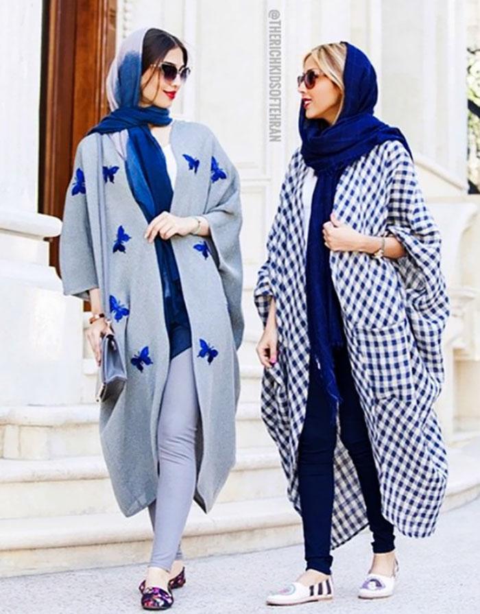 móda ulíc Iránu (8)