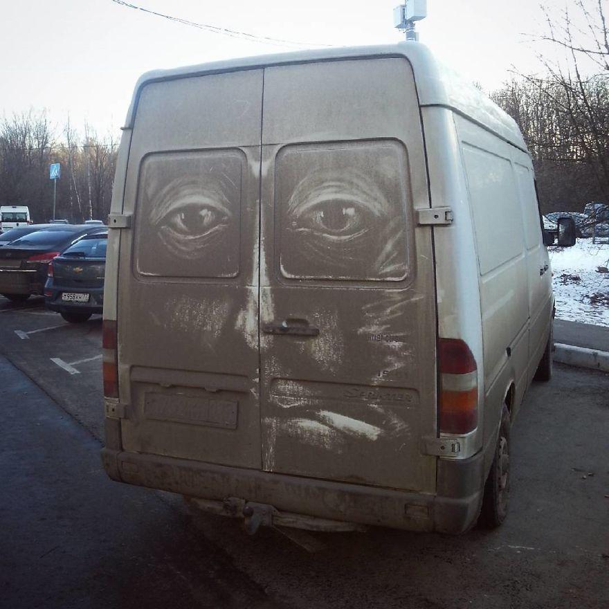 umenie na spinavych autach (7)