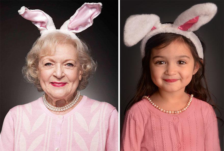 trojročné dievčatko a celebrity (10)