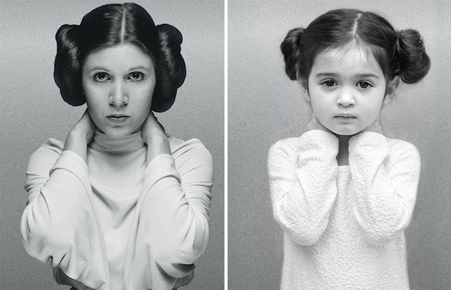 trojročné dievčatko a celebrity (3)