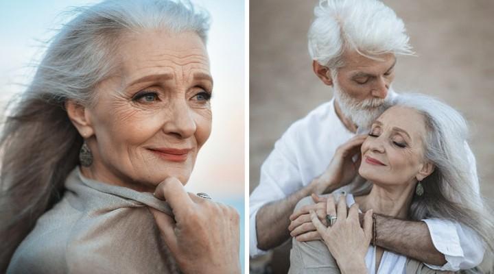 Ruský fotograf zachytil krásu lásky postaršieho páru