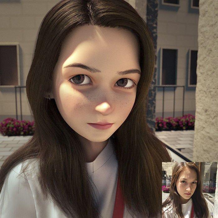 animovany obrazok z portretu (8)
