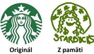 150 ľudí malo nakresliť známe logá firiem naspamäť, výsledky sú zábavné