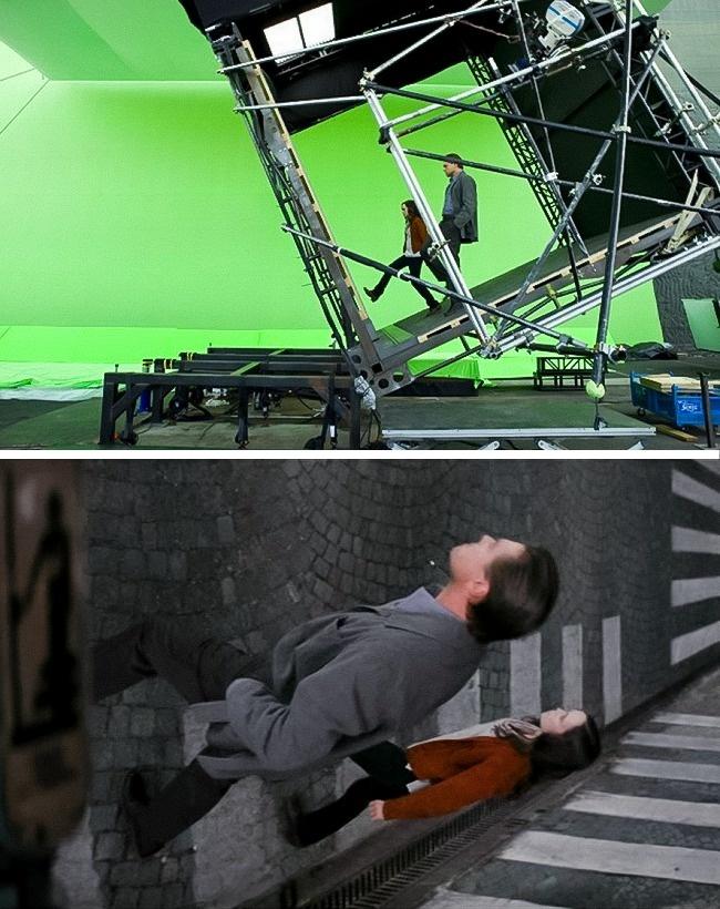 vizuálne efekty