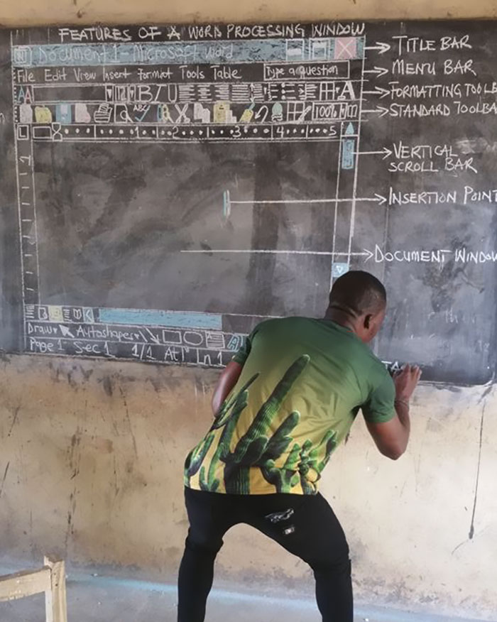 informatika v Ghane