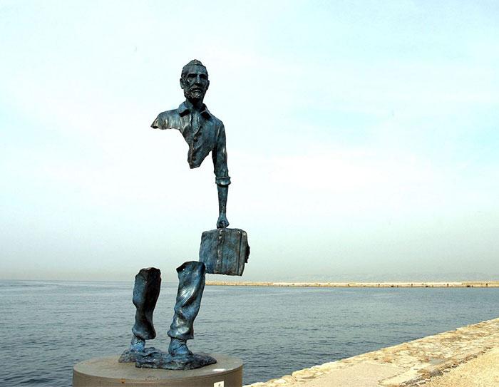 sochy porážajú gravitáciu
