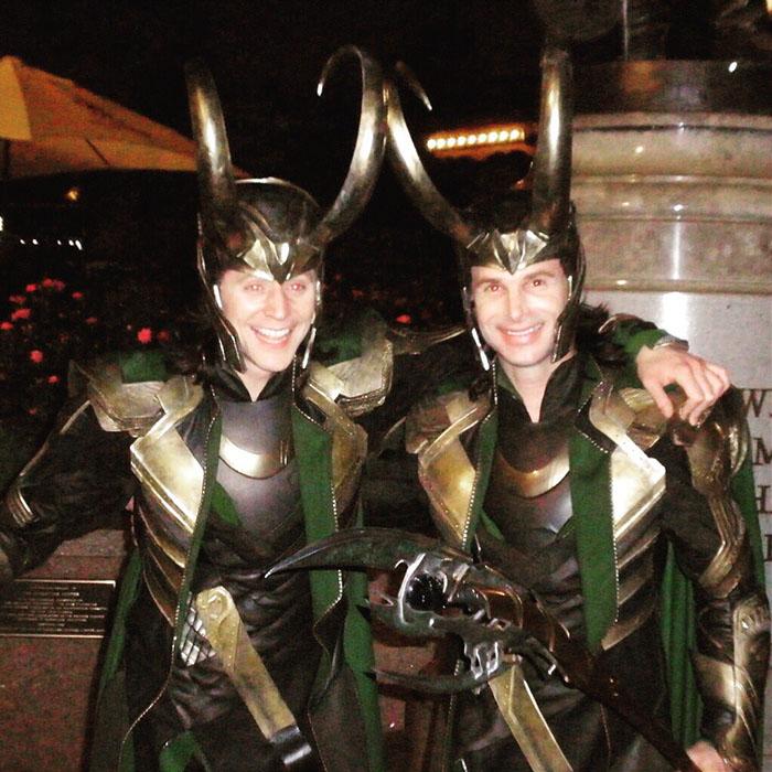Avengeri s ich dvojníkmi