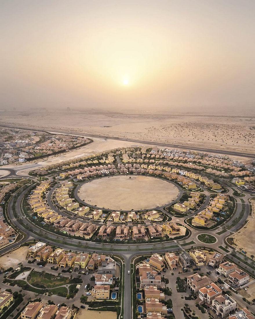 Dubaj a púšť