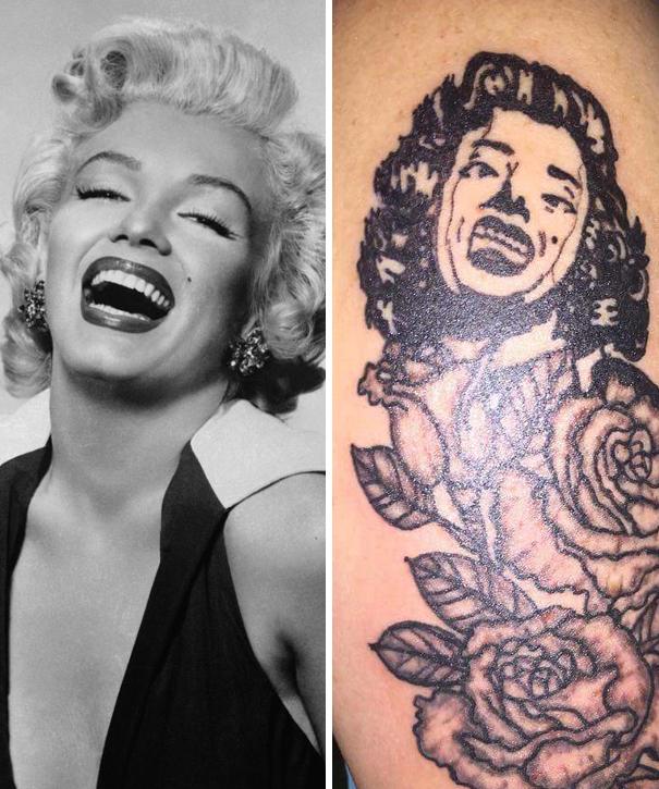 najhoršie tetovania