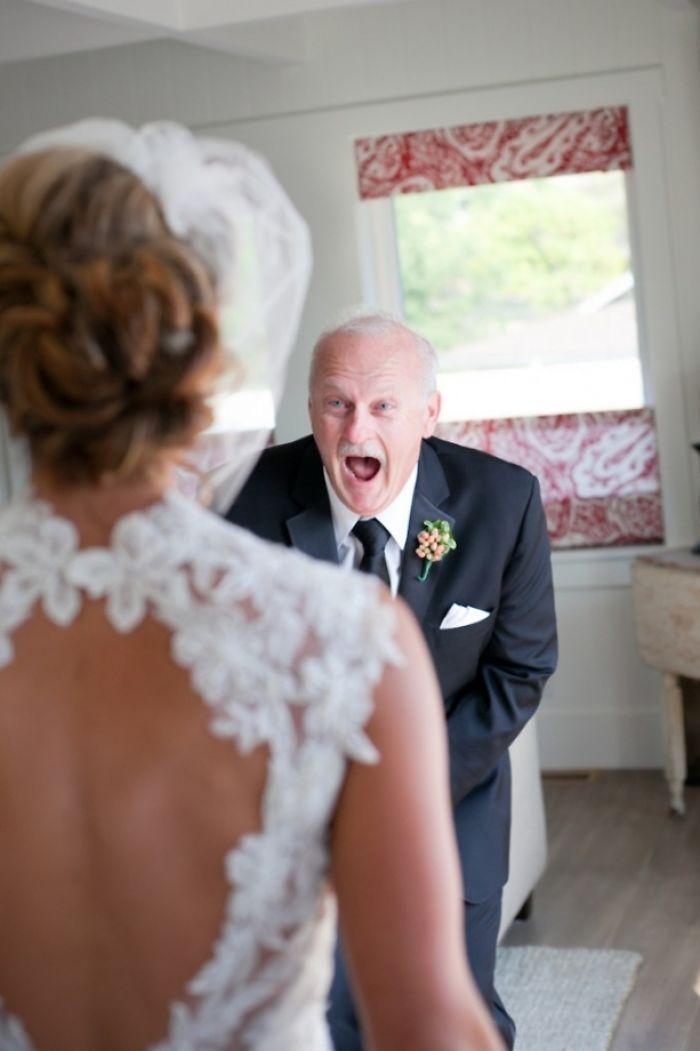 dcéry v svadobných šatách