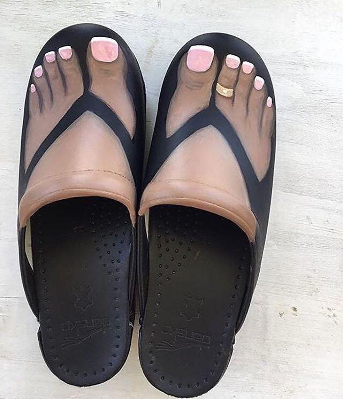 najzvláštnejšie topánky