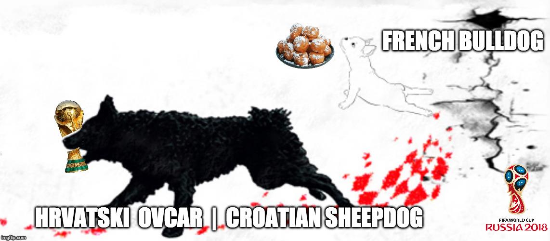 Francúzsko a Chorvátsko