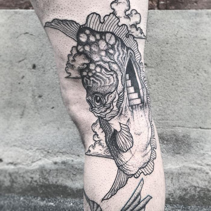 skryté tetovania