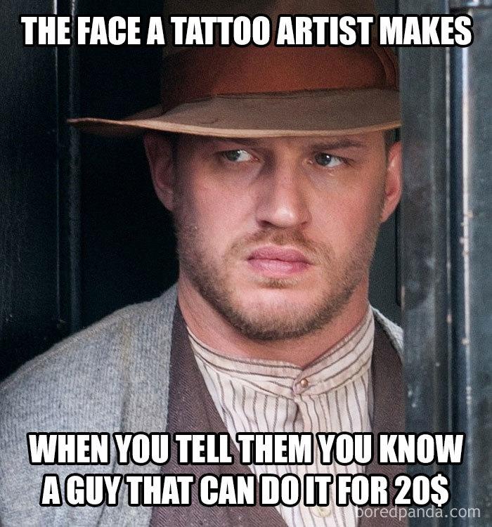 meme o tetovaní