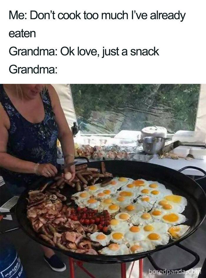 meme o jedle