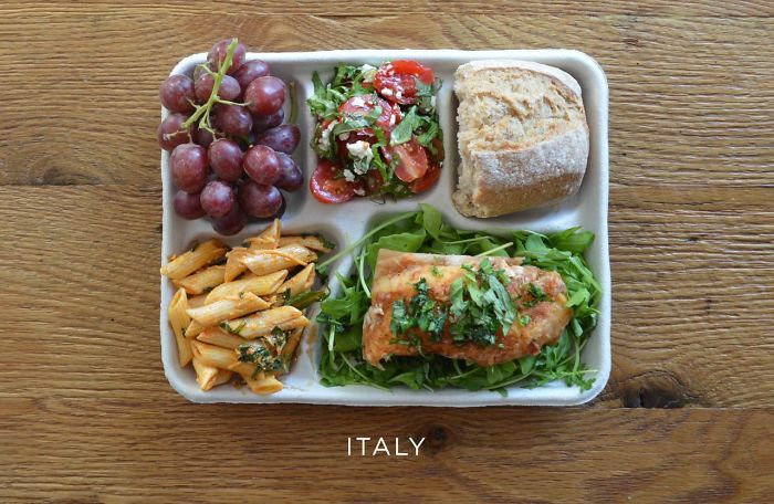 školské obedy
