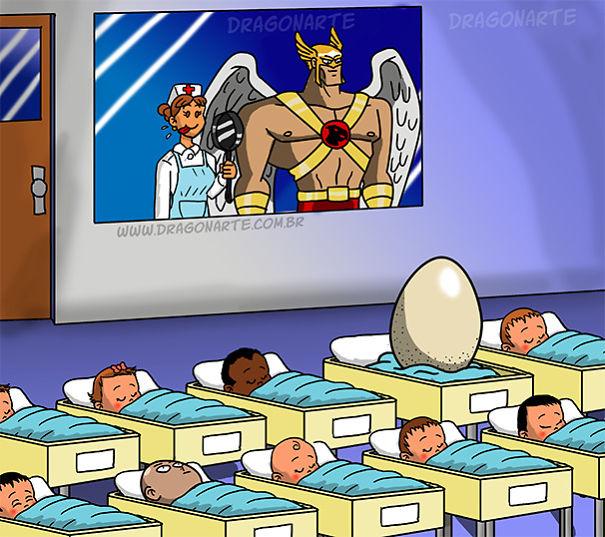 deti superhrdinov
