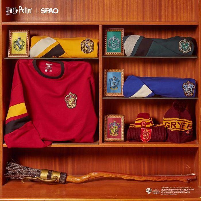 Harry Potter oblečenie