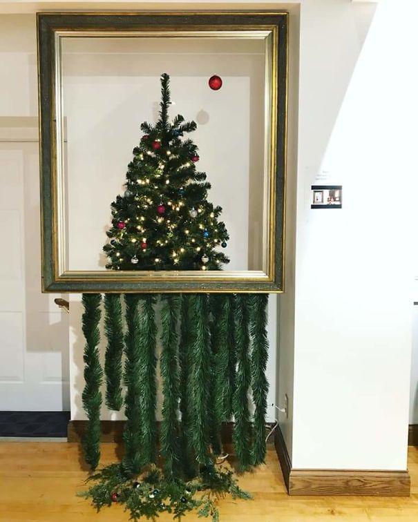 Kreatívne vianočné stromčeky