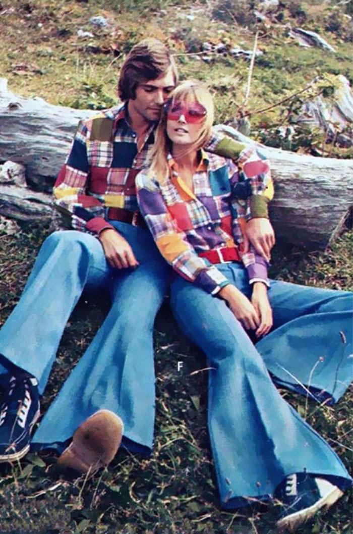 móda 1970