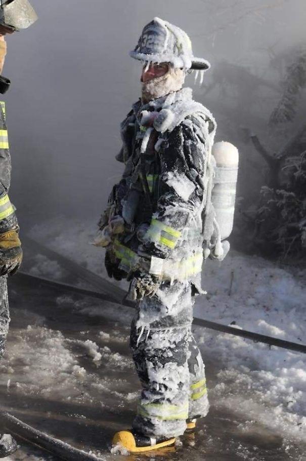 polárna zima