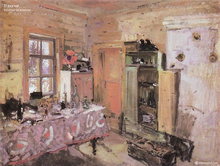 maľby interiérov