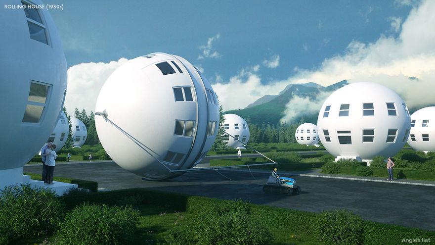 bývanie v budúcnosti