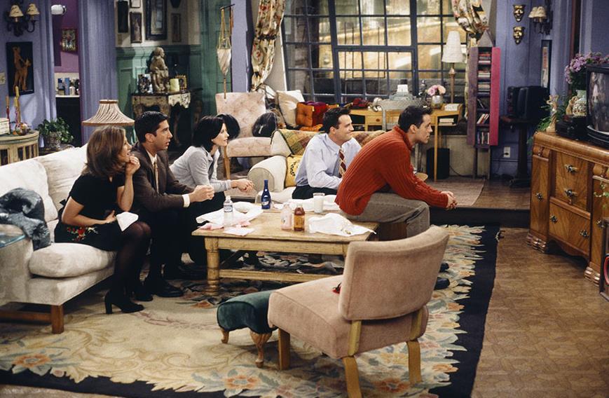 slávne obývačky
