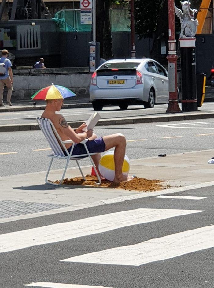 rekordné horúčavy