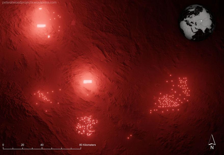 jadrové výbuchy