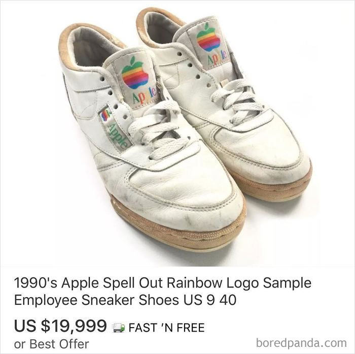výmysly na eBay