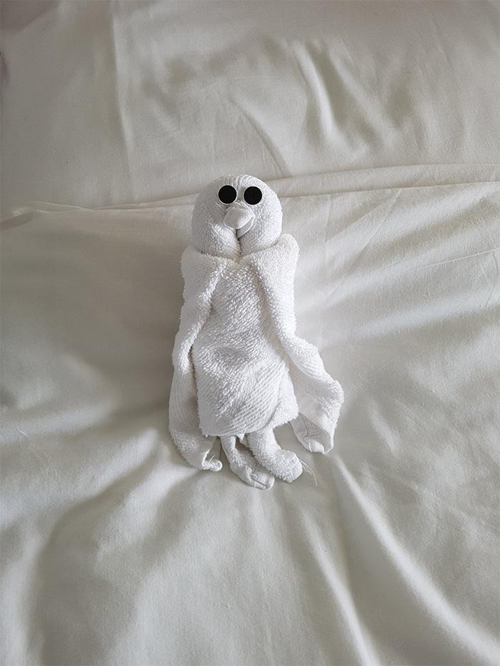 umenie z uterákov