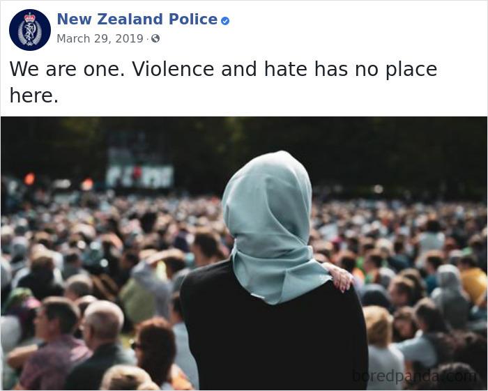 novozélandská polícia