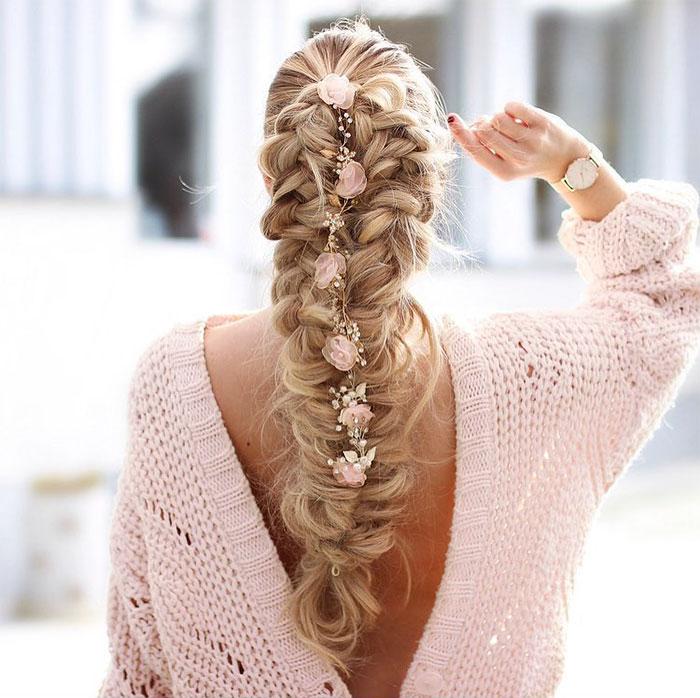typy zapletených vlasov