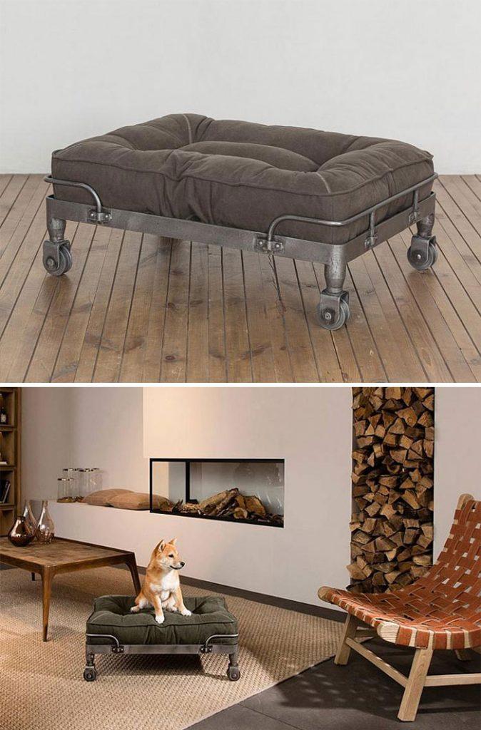 luxusný nábytok pre štvornohých priateľov