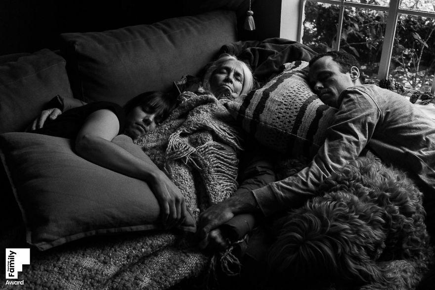 bežný rodinný život