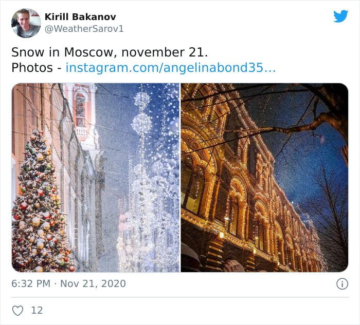 ruská príroda