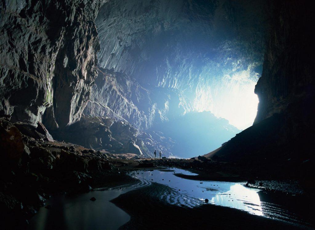 podmorské jaskyne